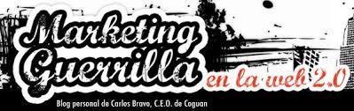 Blog marketing de guerrilla