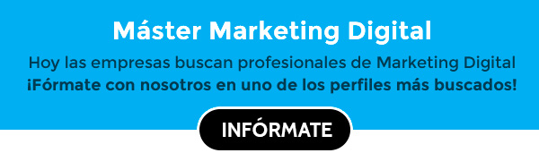 máster en marketing digital