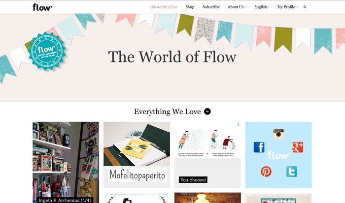 creatividad para web
