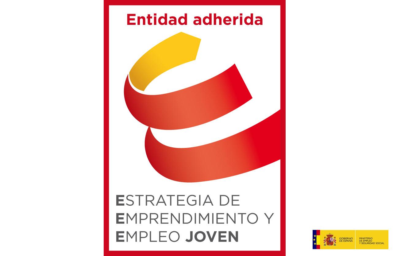 Sello empresa adherida a la Estrategia de Emprendimiento y Empleo Joven 2013/2016