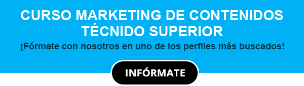 Curso Marketing Contenidos