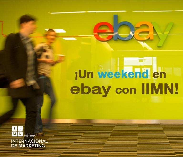 Visita ebay con IIMN