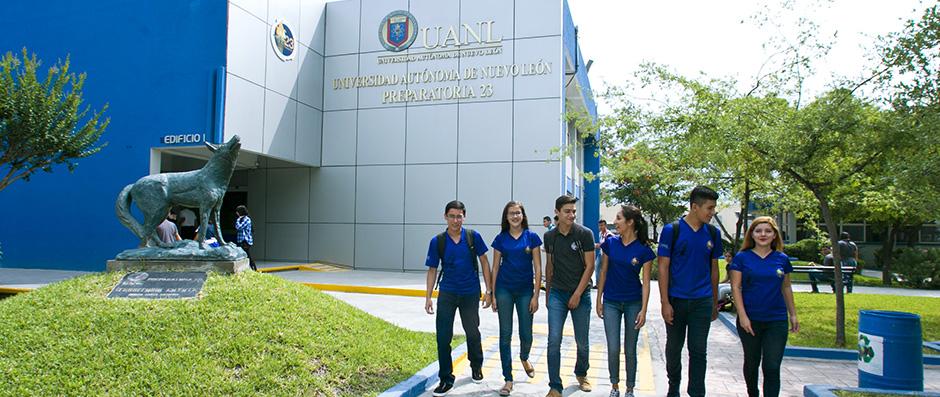 UANL Alumnos