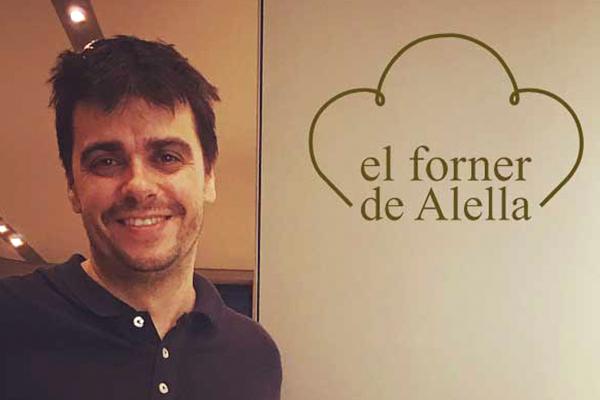 Xavier Mañé Social Media Manager en El forner de Alella