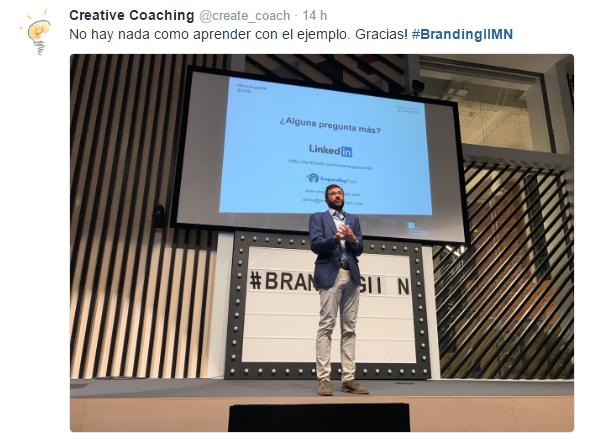 Masterclass Branding para Startups