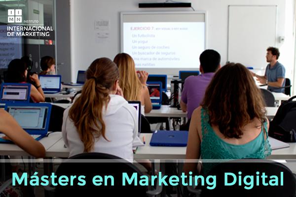 mejores másters en marketing digital