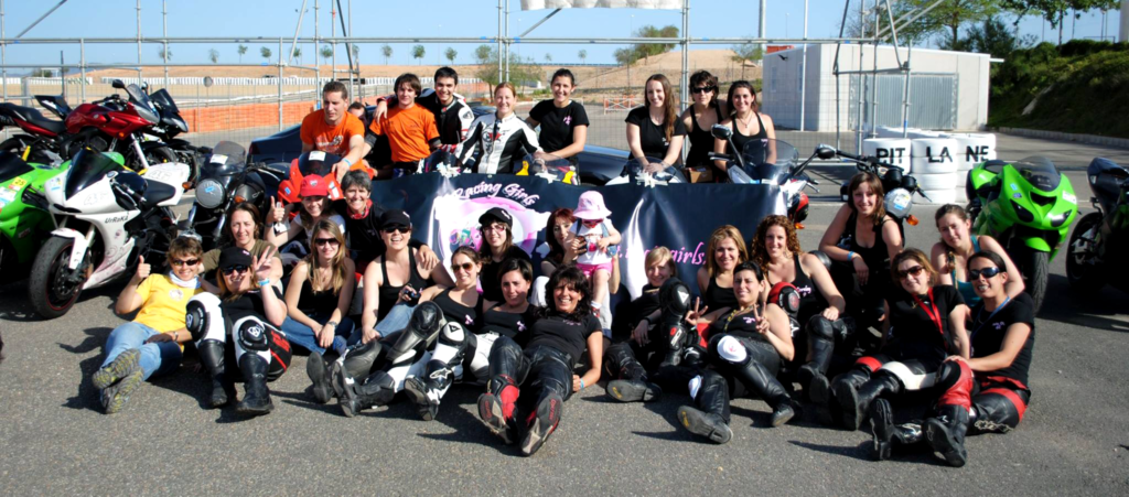 Racing Girls