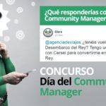 Concurso: ¡Feliz Día del Community Manager!