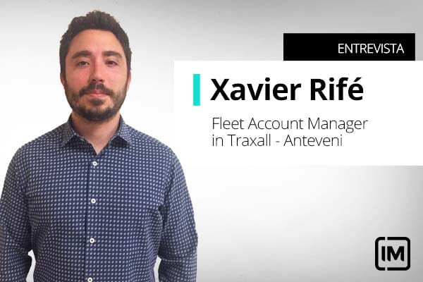 Xavier Rifé, alumno de IM y Fleet Account Manager in Traxall - Anteveni