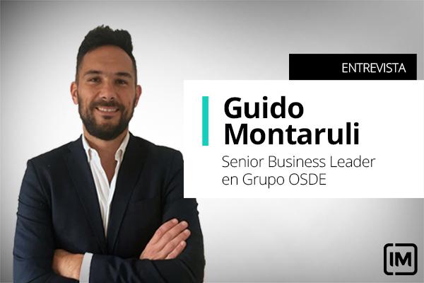 Guido Montaruli, alumno de IM y Senior Business Leader en Grupo OSDE