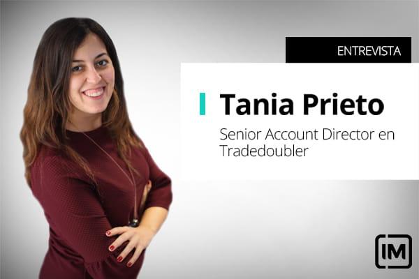 Tania Prieto, alumna de IM y Senior Account Director en Tradedoubler