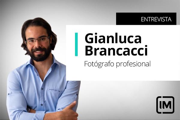 Gianluca Brancacci, alumno de IM y fotógrafo profesional
