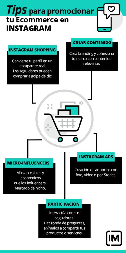 tips ecommerce instagram