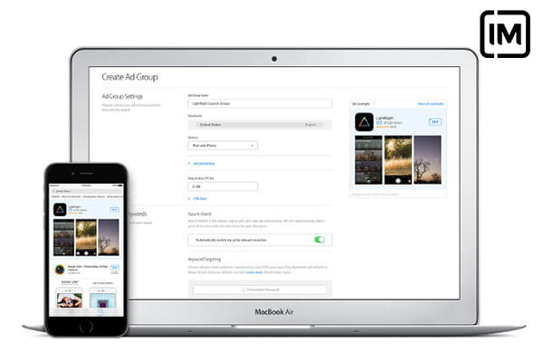 Promociona tu App con Apple Search Ads