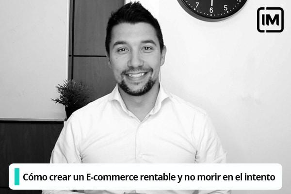 Armando Salvador estará con IM en Futura explicando cómo montar un E-commerce de éxito