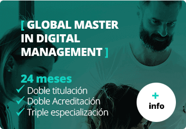 global master in digital management